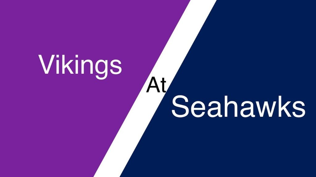 Vikings at Seahawks (2018) | Week 14 NFL Expert Picks & Predictions | Minnesota vs Seattle