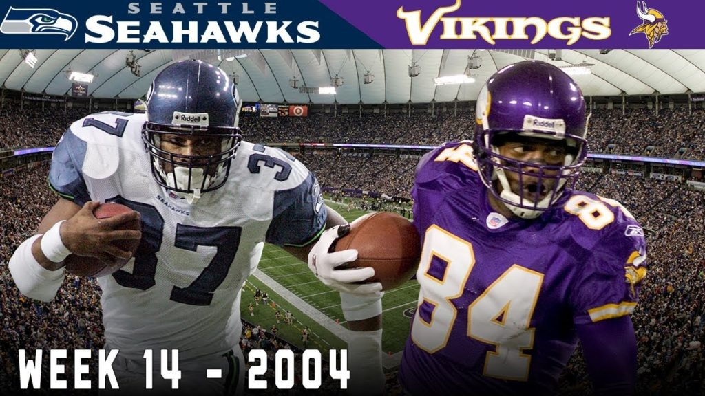 A Wild Ending in the Metrodome! (Seahawks vs. Vikings, 2004) | NFL Vault Highlights