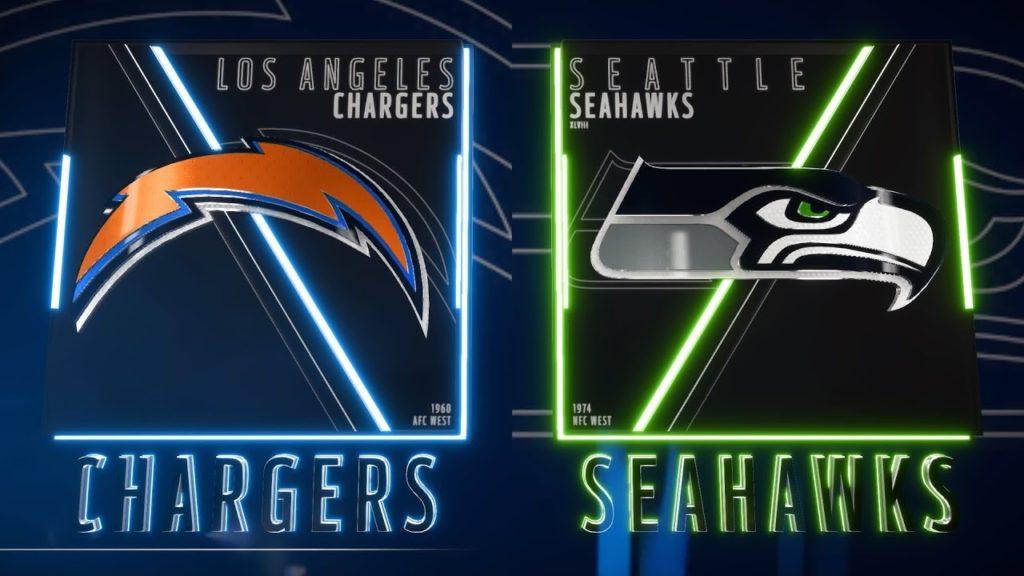 Fantasy Draft Ep. 7 LA Chargers x Seahawks