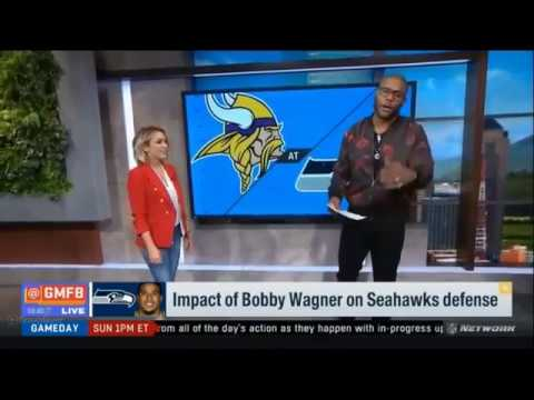 @GMFB Weekend: Impact of Bobby Wagner on Seahawks Defense