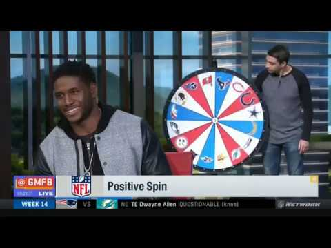 @GMFB Weekend: Positive Spin – Best Case Scenario – Seahawks, Colts, Steelers & Panthers