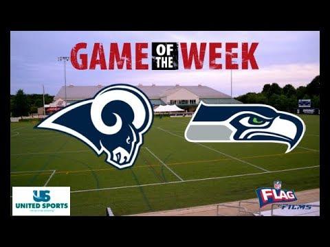 USTC   NFL FLAG 2 3   Winter 2018   Wk3   Seahawks v Rams fixed