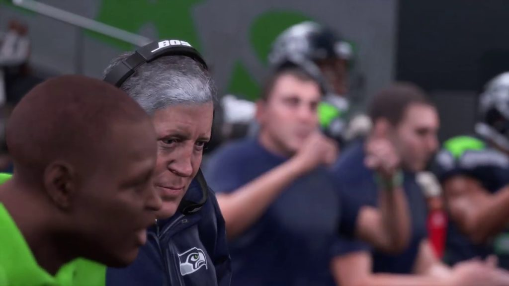 Madden NFL 19 Mock Franchise Week 16 – Chiefs vs Seahawks (Highlights)