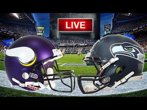 WATCH Seattle Seahawks vs Minnesota Vikings Live STREAM HD