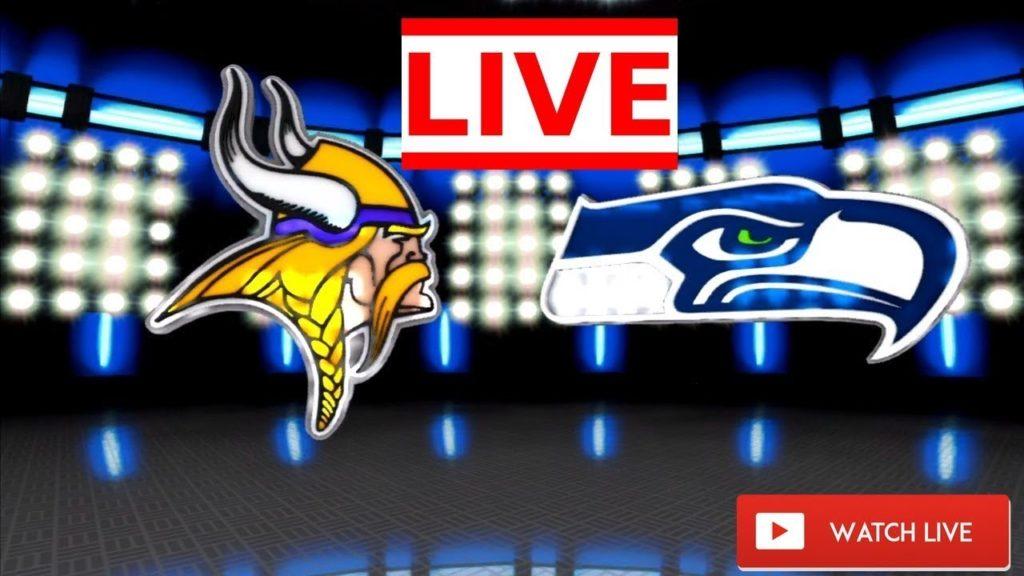 LIVE Seattle Seahawks vs Minnesota Vikings Live STREAM HD
