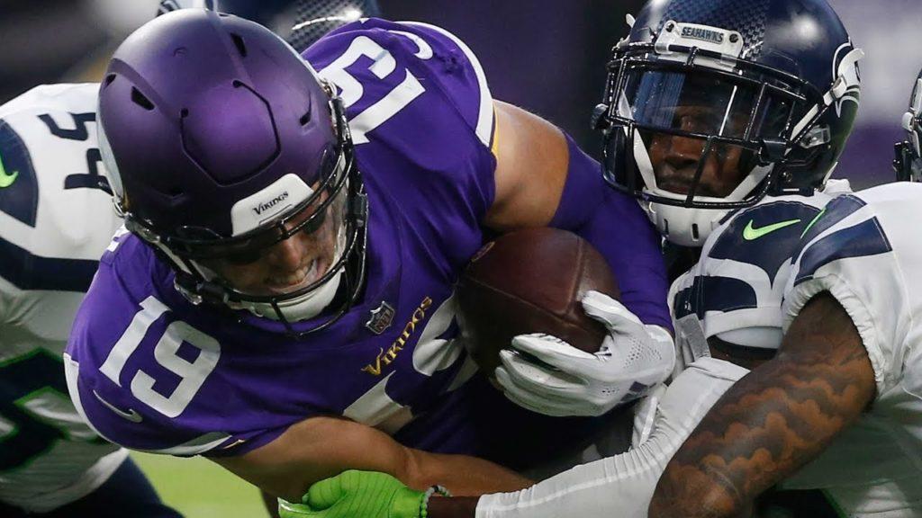 The Numbers – Seahawks vs Vikings on Monday Night Football