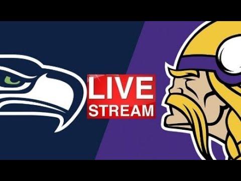 Minnesota Vikings vs Seattle Seahawks Live Stream | National Football League 2018