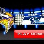 Minnesota Vikings vs Seattle Seahawks Full Game Live   NFL 2018
