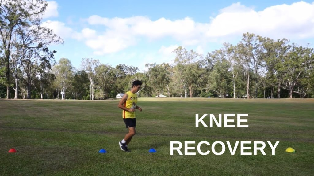 Running Exercises after Knee Injury