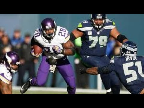 Monday night Football preview Vikings VS Seahawks (2018)