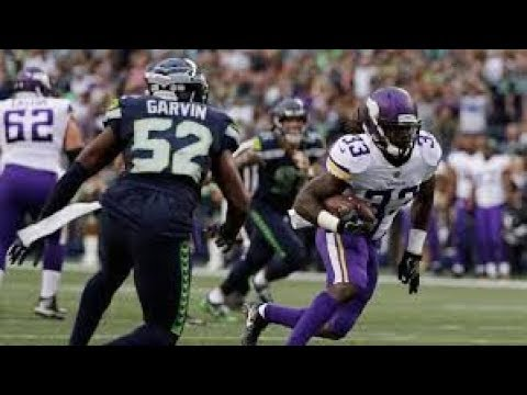 Minnesota Vikings Vs Seattle Seahawks Preview