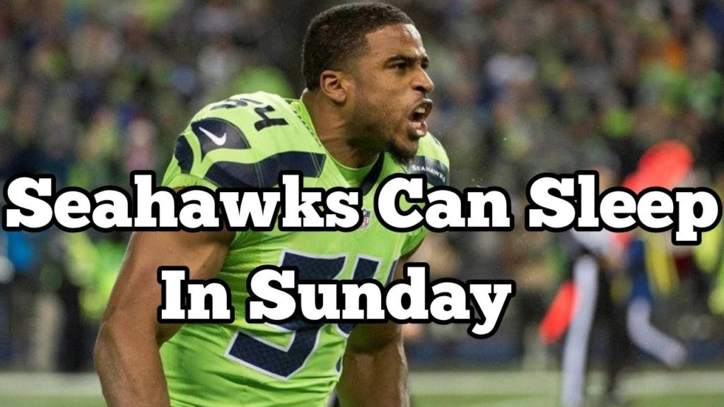 Seahawks vs 49ers Pre Game