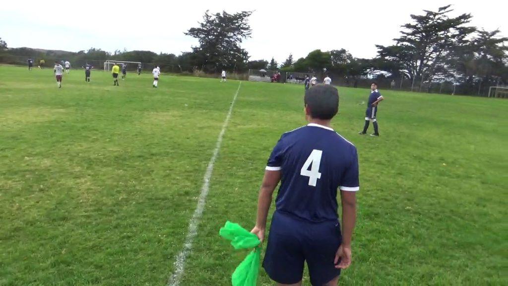 MaH Mariners vs Anzar 1st half(12/5/2018)