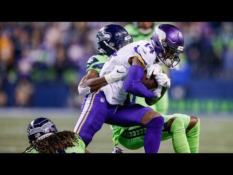 Vikings Vs Seahawks Nfl Week 14 Highlights