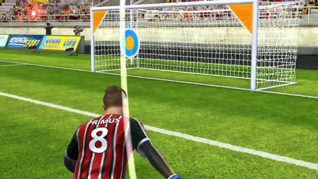 Primus FC  plays – football strike (iOS)