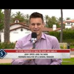 Dipoto on the offseason plans for the Mariners