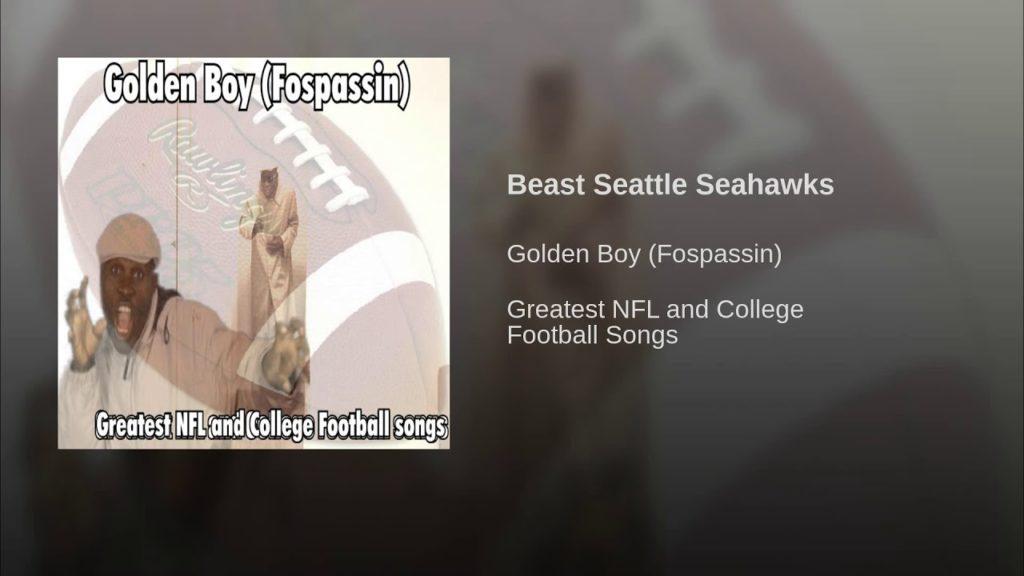 Beast Seattle Seahawks