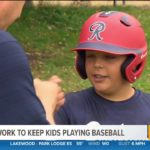 Mariners working to keep youth engaged with baseball