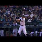 Ichiro Suzuki gets his first hit since returning to the Mariners
