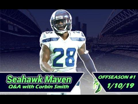 Seahawk Maven Q&A #14 (1-10-19)