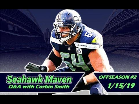 Seahawk Maven Q&A #15 (1-15-19)