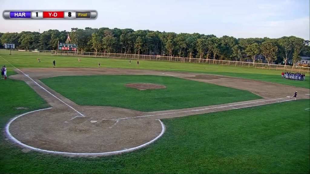 Harwich Mariners vs. Y-D Red Sox 7/29/18