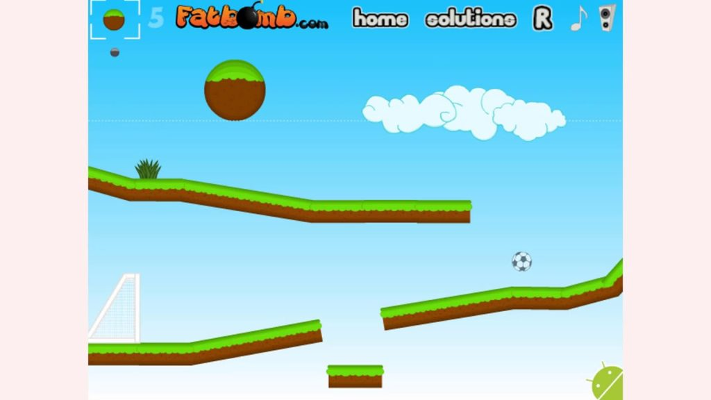 How to play Rolling Football game | Free online games | MantiGames.com