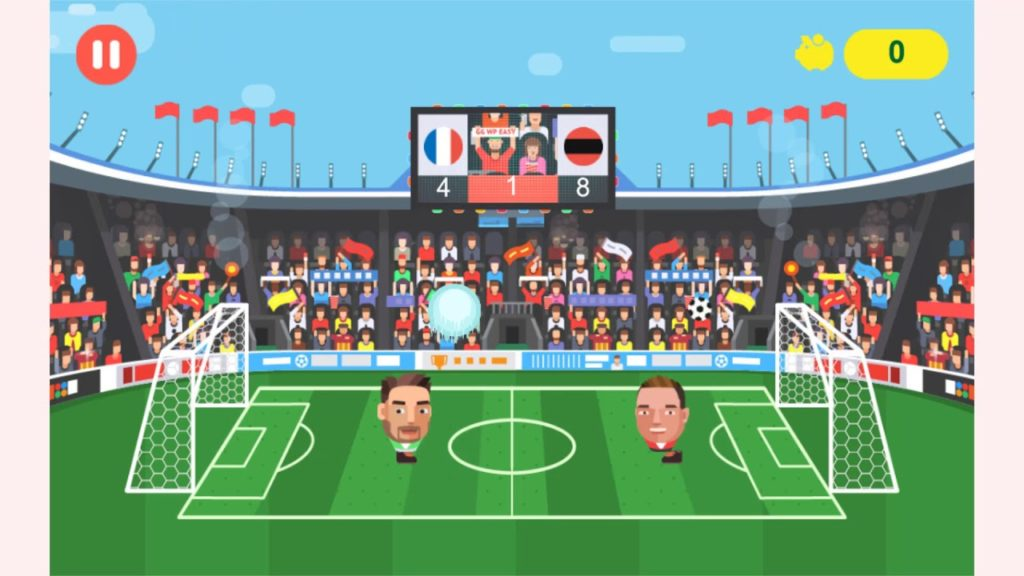 How to play Football Legends 2016 game | Free online games | MantiGames.com