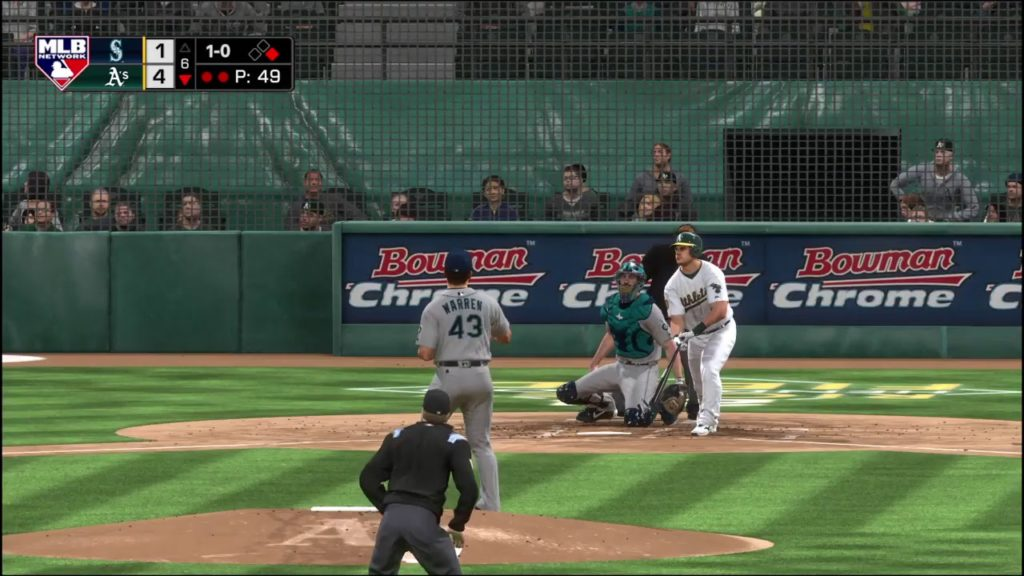 Seattle Mariners @ Oakland Athletics | MLB The Show 18