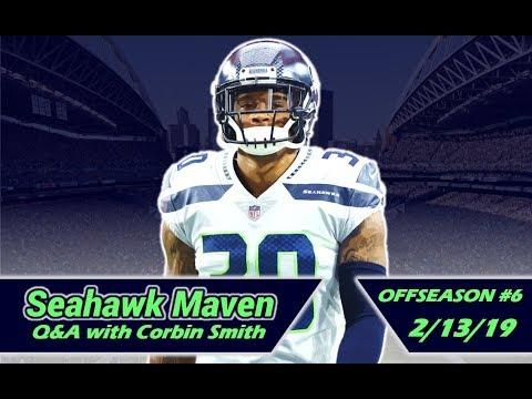 Seahawk Maven Q&A #19 (2-13-19)