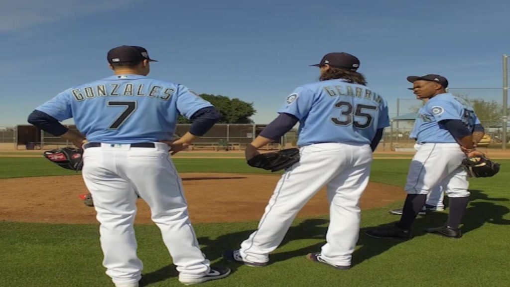 Seattle Mariners Spring Training: Day One Recap