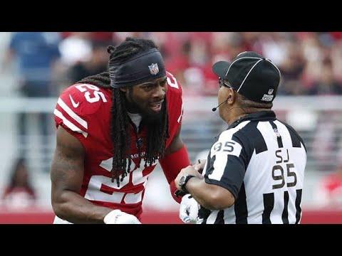 Richard Sherman Most Savage/Funniest Moments   NFL
