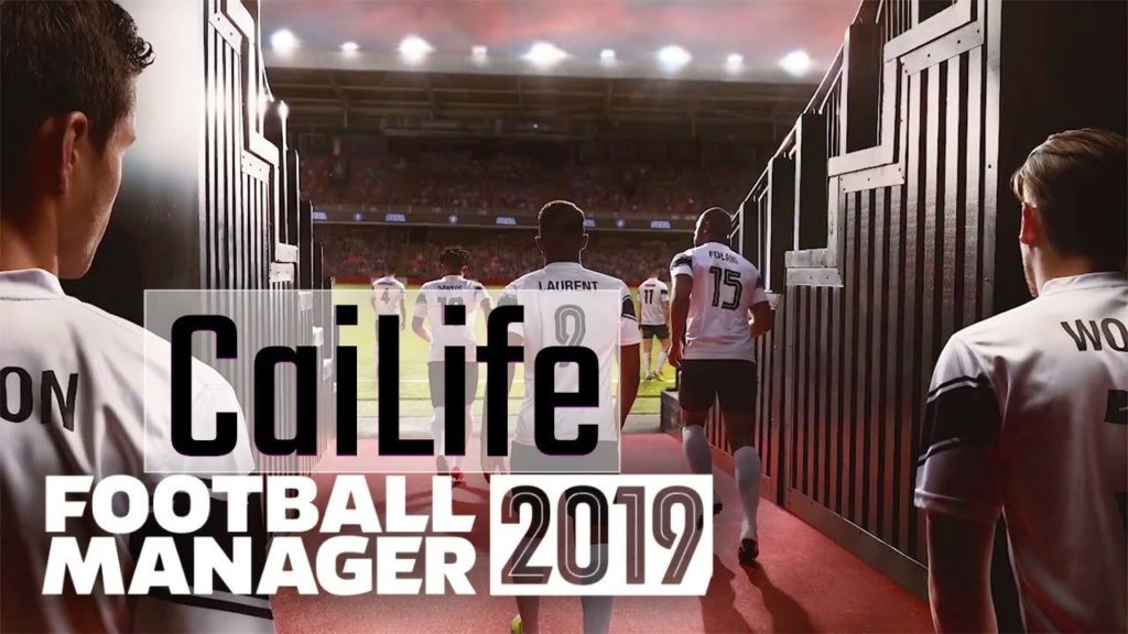 Let's Play Football Manager 2019 – Man United – Setting up and tactics