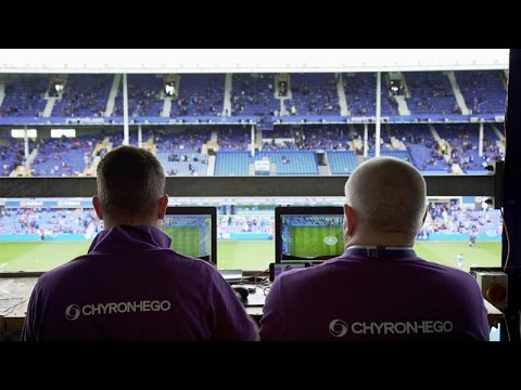 Everton Football Club – TRACAB Optical Player Tracking