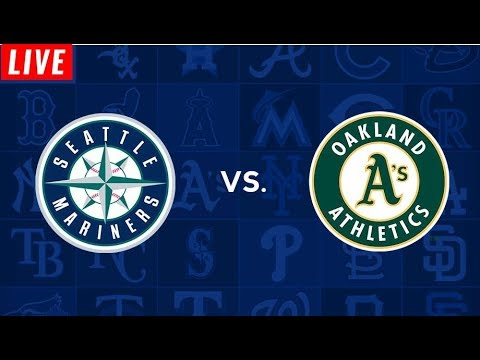 "Watch MLB 2019 "" Oakland Athletics vs Seattle Mariners"" Live"