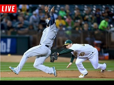 "(LIVE NOW) Oakland Athletics vs Seattle Mariners ""MLB 2019"