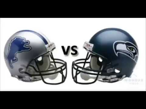 Seahawks vs lions madden mobile game highlights