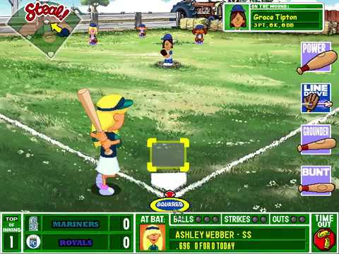 r/BackyardBaseball Season 3: Seattle Mariners, Game 10