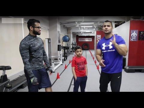 Awesome KIDS EXERCISES to gain Stamina, Agility & Speed! PART-1/10 (Hindi / Punjabi)