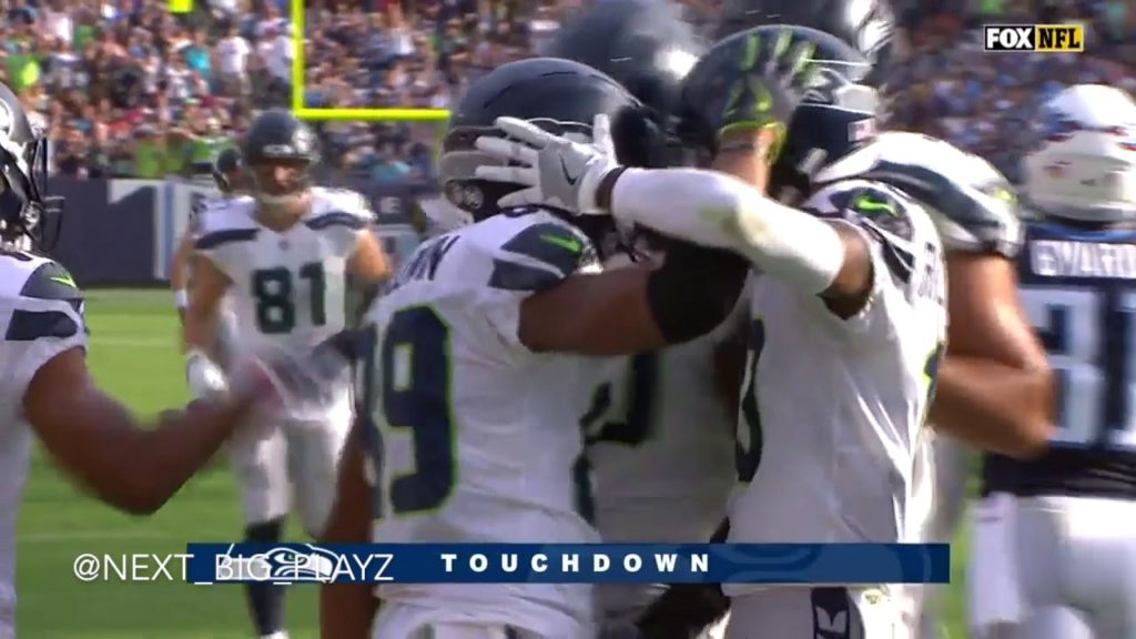Seattle Seahawks highlights first half of the 2018 season