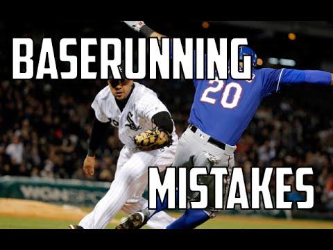 MLB | Baserunning Mistakes