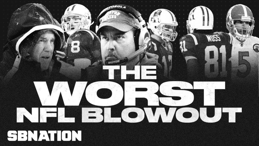 The worst NFL blowout ended 59-0 but Bill Belichick should've made it even worse