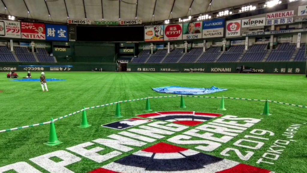 Joe and Evan w/Sweeny Murti on Yankees/Red Sox London series & MLB opening games in Japan 3/19/19