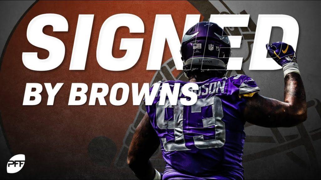 Cleveland Browns Sign Sheldon Richardson   PFF
