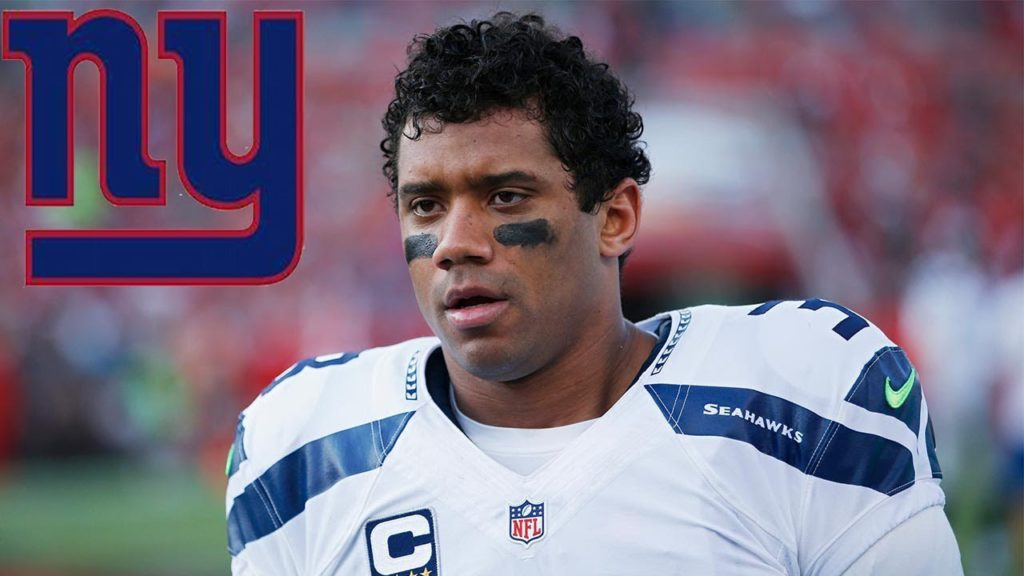 Rusell Wilson still has not signed contract extension with Seattle! Should Giants trade for him?