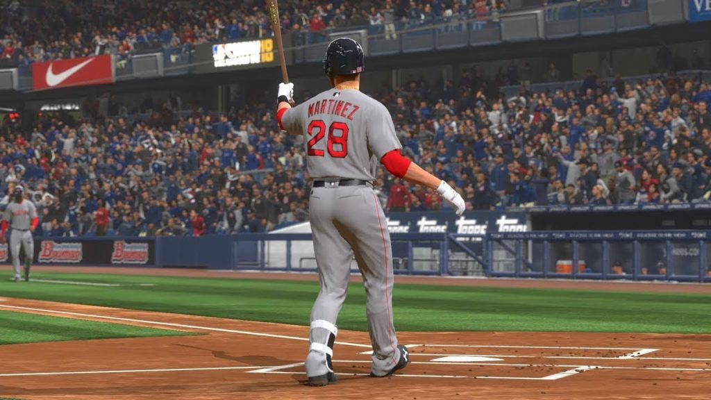 Playing w/ the Red Sox and doing damage against Seattle Mariners – MLB The Show 19