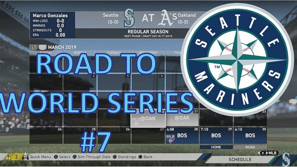 The End Is So Bad It's Good! Road To World Series: Seattle Mariners Episode 7