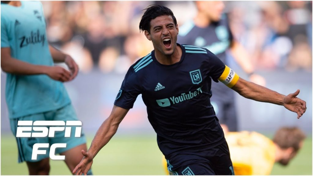 Carlos Vela and LAFC steamroll the Seattle Sounders   MLS Highlights