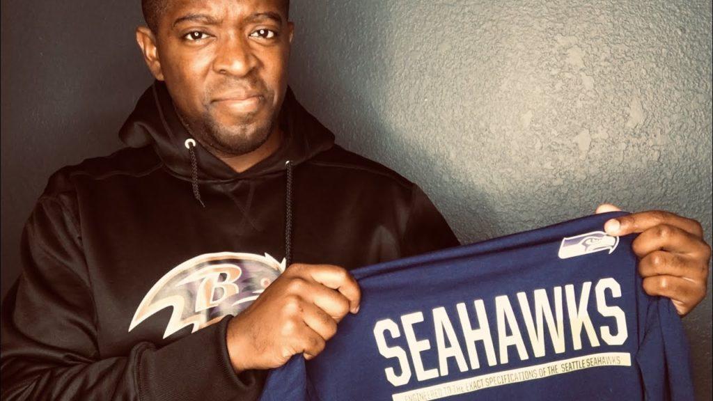 SHOULD RAVENS TRADE FOR SEAHAWKS FRANK CLARK