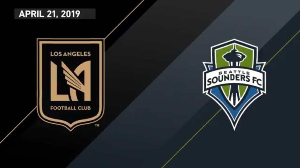 Highlights | LAFC vs Seattle Sounders